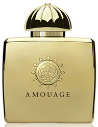 Парфюмерия Amouage Gold от Amouage (Золото от Амуаж)