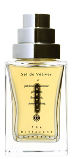 Парфюмерия Sel de Vetiver от The Different Company (Сэль дэ ветивер от Дифферент Компани)