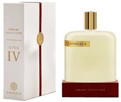 Парфюмерия Amouage Library Collection Opus IV от Amouage (Амуаж Либрари Колекшн Опус IV от Амуаж)