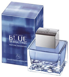 Парфюмерия Blue Seduction For Men от Antonio Banderas (Блю Седакшн фо мэн от Антонио Бандерас)