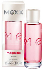 Парфюмерия Mexx Magnetic Woman  от Mexx (Мэкс Магнетик Уомэн от Мэкс)