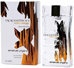 Парфюмерия Apparition Wild Orange pour homme от Ungaro (Апарэйшн Уайлд Оранж пур ом от Унгаро)