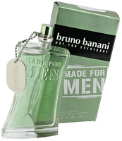 Парфюмерия Made for Men от Bruno Banani (Мэйд фо мэн от Бруно Банани)