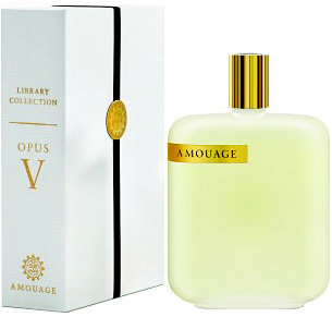 Парфюмерия Amouage Library Collection Opus V от Amouage (Амуаж)