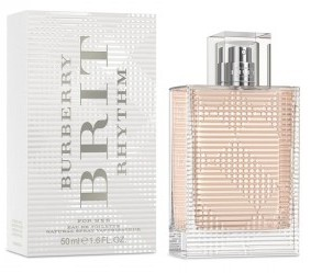Парфюмерия Burberry Brit Rhythm for Women от Burberry (Барбэрри)