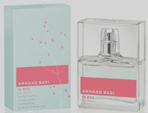 Парфюмерия In Red Eau Fraiche от Armand Basi (Ин ред о фреш от Арманд Бази)