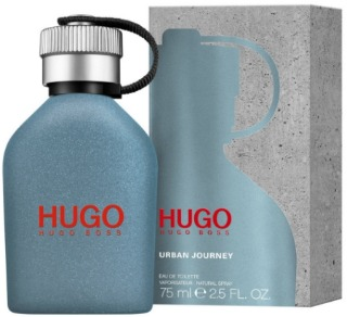 Парфюмерия Hugo Urban Journey от Hugo Boss (Ньюго Урбан Журни от Хуго Босс)