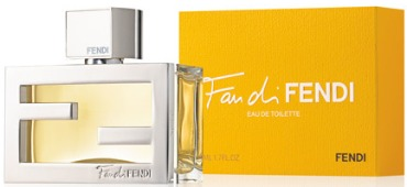Парфюмерия Fan di Fendi Eau de Toilette от Fendi (Фенди)