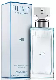 Парфюмерия Eternity Air for Woman от Calvin Klein (Этернити Эйр Фо Уомэн от Кельвин Кляйн)