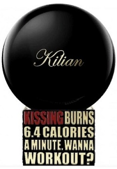 Парфюмерия Kissing Burns 6.4 Calories A Minute. Wanna Work Out? от by Kilian (Киссинг Бернс 6.4 Салориес а минэт Уонна Уорк Аут? от Бай Киллиан)