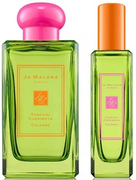Парфюмерия Tropical Cherimoya от Jo Malone (Тропикал Черимойя от Джо Малоун)