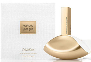 Парфюмерия Euphoria Pure Gold Women  от Calvin Klein (Кельвин Кляйн)