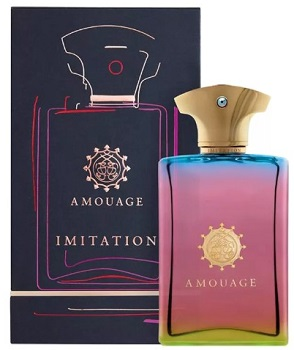Парфюмерия Amouage Imitation For Man от Amouage (Имитэйшн фо мэн от Амуаж)