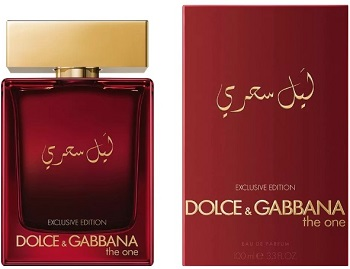 Парфюмерия The One Mysterious Night от Dolce & Gabbana (Зе Уан Мистериус Найт от Дольче энд Габбана)